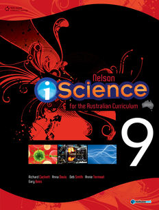 Nelson iScience for the Australian Curriculum, Year 9 (Student Book with 4 Access Codes)