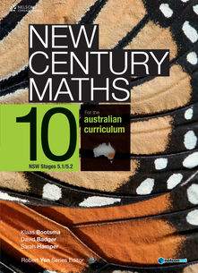 New Century Maths 10 for the Australian Curriculum NSW (Student Book with 4 Access Codes)