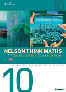 Nelson Think Maths for the Australian Curriculum 10 Student Book plus Access Card for 4 Years
