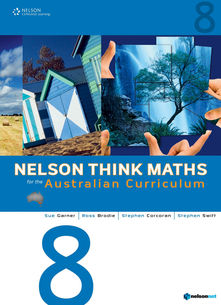 Nelson Think Maths for the AC Year 8