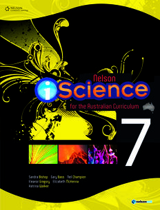 Nelson iScience Year 7 (Student Book with 4 Access Codes)