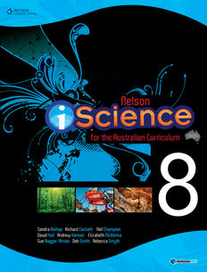Nelson iScience Year 8 (Student Book with 4 Access Codes)