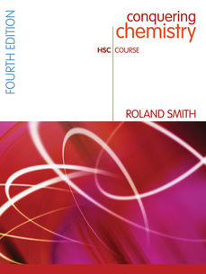 Conquering Chemistry HSC Course (Student Book with 4 Access Codes)