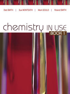 Chemistry in Use Book 1 (Student Book with 4 Access Codes)