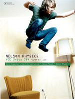 Nelson Physics VCE Units 3 & 4 (Student Book with 4 Access Codes)