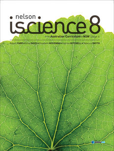 Nelson iScience 8 for the Australian Curriculum NSW Stage 4 (Student Book with 4 Access Code)