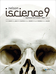 Nelson iScience 9 for the Australian Curriculum NSW Stage 5 (Student Book with 4 Access Codes)