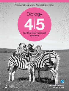 MYP Biology 4/5 for the International Student