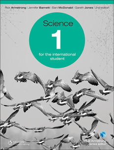 MYP Science 1 for the International Student