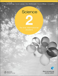 MYP Science 2 for the International Student