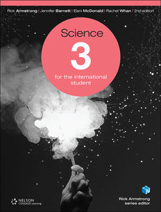 MYP Science 3 for the International Student