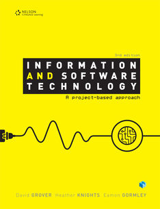 Information and Software Technology: A Project-Based Approach