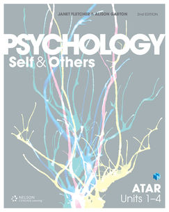 Psychology: Self and Others ATAR Units 1-4 (Student Book & 4 Access Codes)