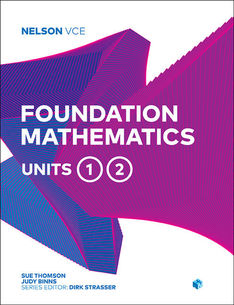 Nelson VCE Foundation Mathematics Units 1 & 2