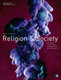 Religion and Society: Units 1-4