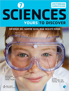Sciences 7: Yours to Discover (Student Book with 4 Access Codes)