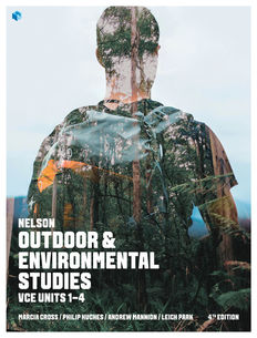 Nelson Outdoor & Environmental Studies VCE Units 1 – 4 Student Book