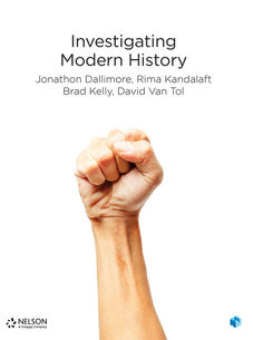 Nelson Modern History: Investigating Modern History Student Book