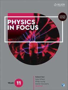 Physics in Focus Year 11 Student Book 2ed