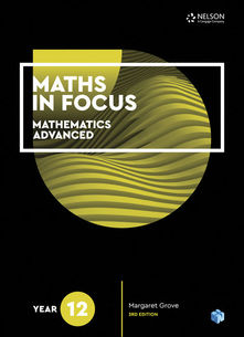 Maths in Focus 12 Mathematics Advanced