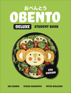 Obento Deluxe 5th edition Student Book