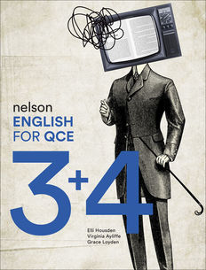 Nelson English for QCE U3&4