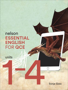 Nelson Essential English for QCE Units 1-4