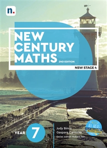 New Century Maths 7 Student Book