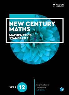 New Century Maths 12 Standard 1 2e