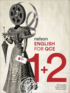 Nelson English for QCE Units 1 & 2