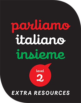Parliamo italiano insieme for the AC 2 Student Book 1ed