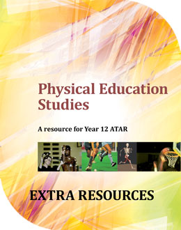 Physical Education Studies: A Resource for Year 12 ATAR