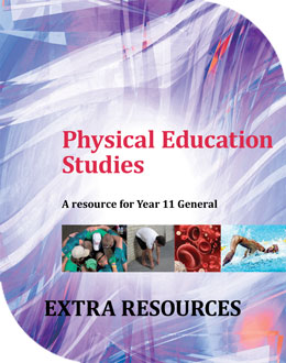 Physical Education Studies: A Resource For Year 11 General