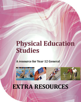 Physical Education Studies: A Resource for Year 12 General